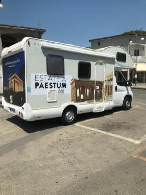 Paestum in tour