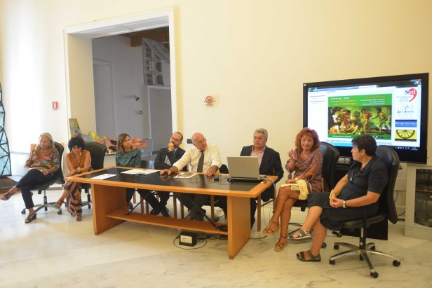 Giornate Europee del Patrimonio 2019 Presentazione del programma in Soprintendenza a Salerno[7970].JPG0
