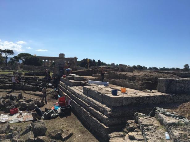 Paestum_Tempio della Pace
