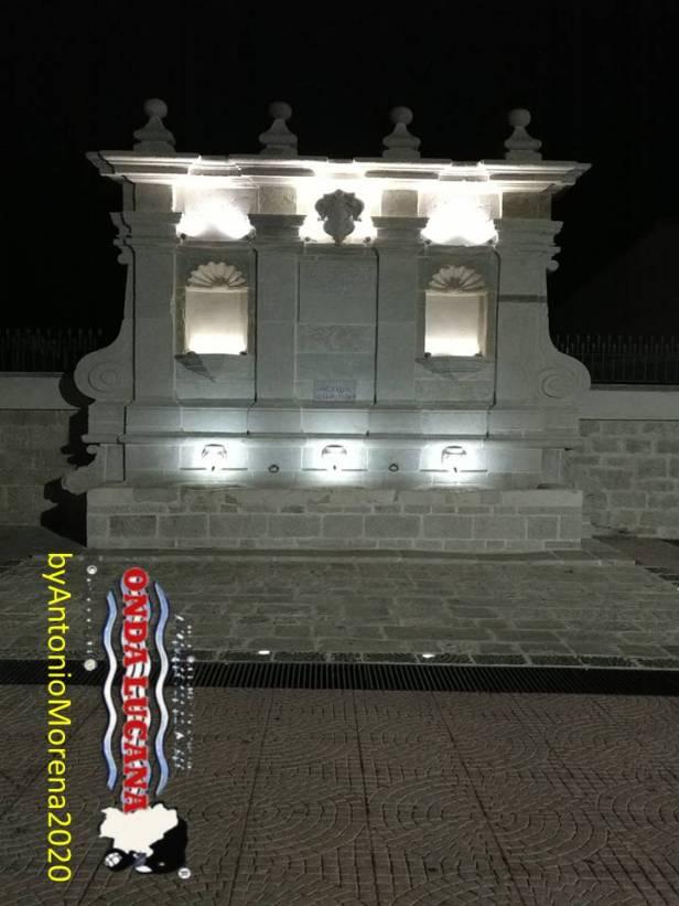 Immagine tratta da repertorio di Onda Lucana®by Antonio Morena 2020 Barile e la sua fontana