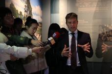 Gabriel Zuchtriegel a Chengdu