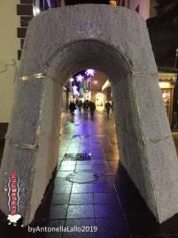 Immagine tratta da repertorio di Onda Lucana®by Antonella Lallo 2019 Potenza e le sue luci natalizie0258