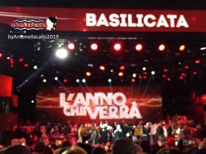 Immagine tratta da repertorio di Onda Lucana®by Antonella Lallo 2019 Prove tecniche capodanno Rai 1