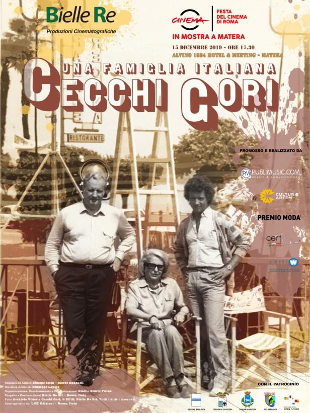 """Locandina - Mostra fotografica """"Cecchi Gori – Una famiglia italiana"""".jpg"""