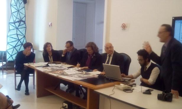 Carnevale di San Mauro Cilento Conferenza stampa in Soprintendenza a Salerno