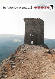 Resti dell'antica Roccaforte prima della ristrutturazione