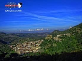 Punto panoramico vista Castello-Borgo