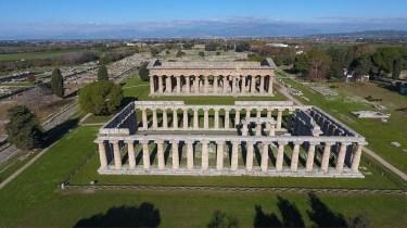 area archeologica Paestum