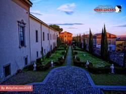 Giardini interni del Convento