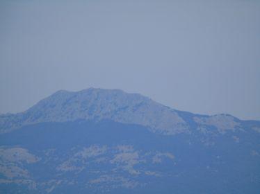 Veduta da Monte Papa - Monte Alpi