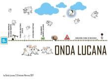 Onda Lucana le terre di nessuno espresse al vento di massima 2017