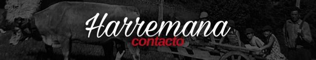 Harremana/Contacto