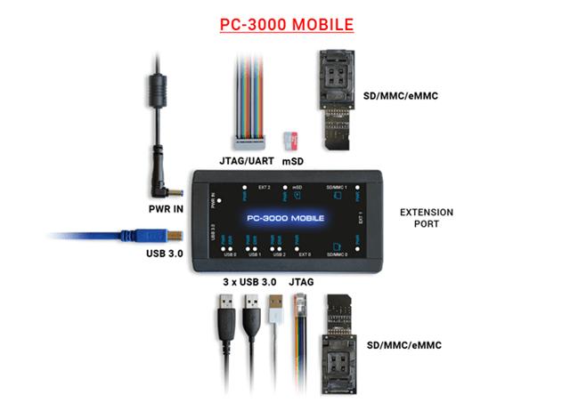PC3000 Mobile
