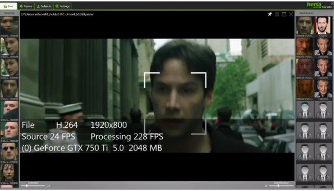 Biofinder: reconociemiento facial