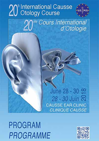 the 2018 causse international otology course june 28-30 2018 The 2018 Causse International Otology Course June 28-30 2018 01