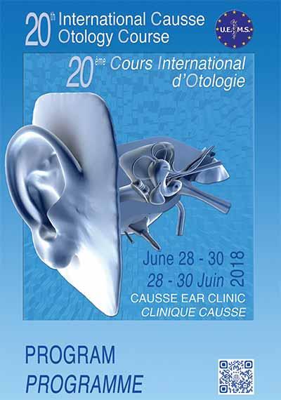 the 2018 causse international otology course june 28-30 2018 The 2018 Causse International Otology Course June 28-30 2018 01
