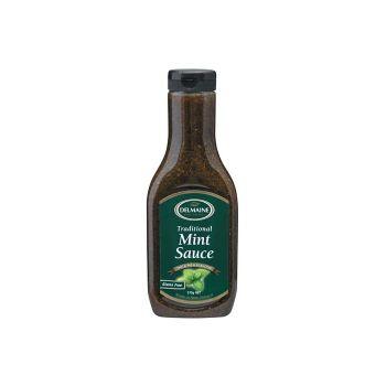 mint sauce delmaine tube