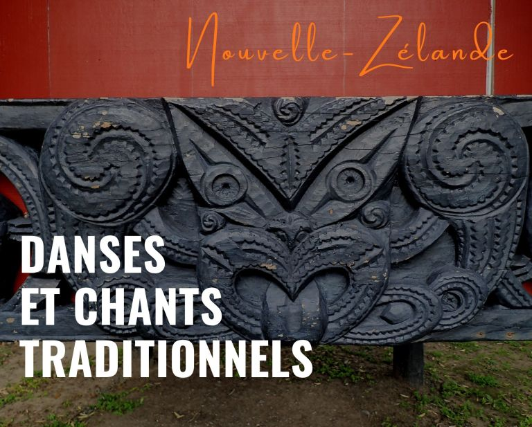 Danses et chants traditionnels de Nouvelle-Zélande