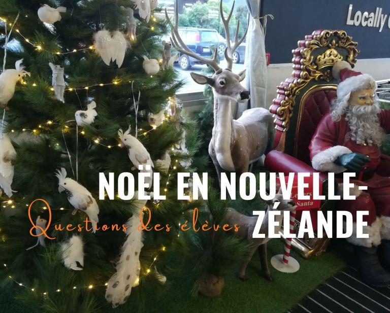 Vos questions à propos de Noël en Nouvelle-Zélande