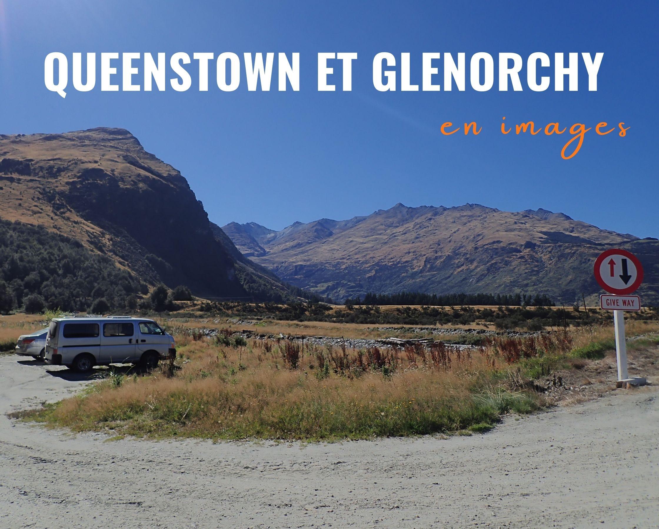 Photos de Queenstown et Glenorchy