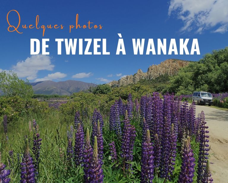 De Twizel à Wanaka