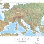Regional Relief Southern Europe