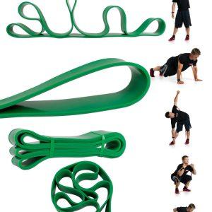 Bandas de Poder Verde Sport Fitness