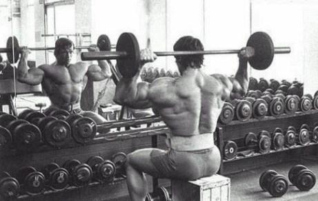 arnold schwarzenegger utilizo este método durante todos sus entrenamientos, actualmente aun se exigen con los pesos que levanta.