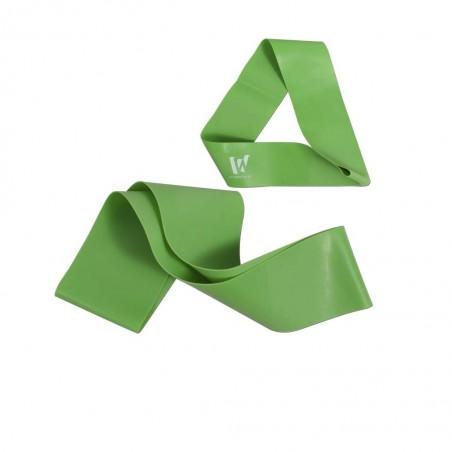 Banda Elástica Cerrada Verde