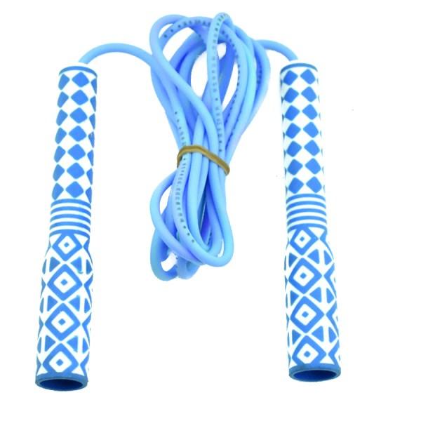 Cuerda de salto en silicona