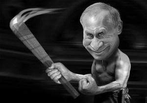 Putin en de Olympische Spelen