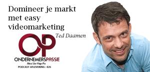 Alex Lie-Hap-Po Ted Daamen Ondernemerspassie
