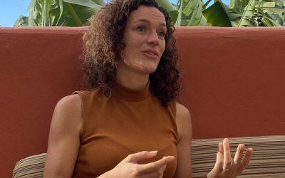 Interview Sanne de Bruijn van cultureel kinderdagverblijf SamSam