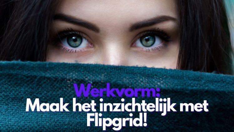 Werkvorm: Maak het inzichtelijk met Flipgrid!