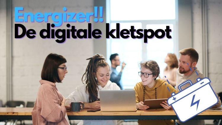 Energizer: De digitale Kletspot