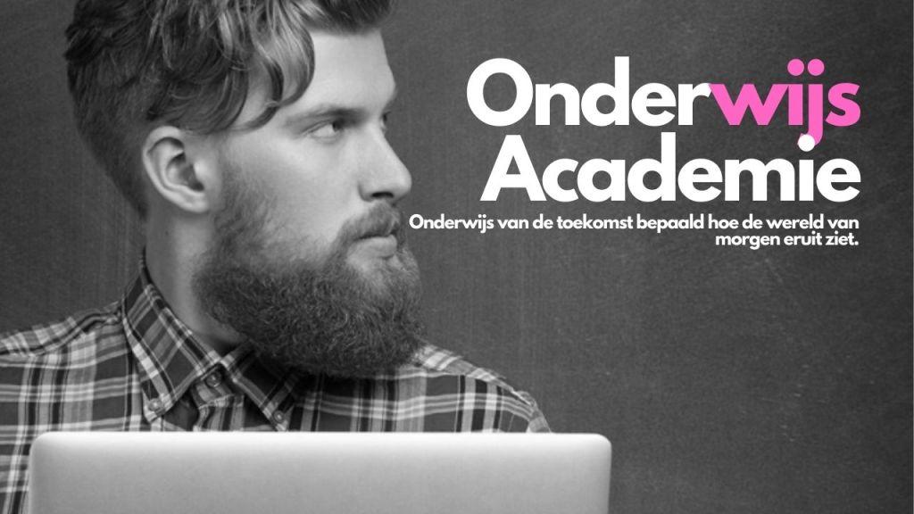 Een interview met… Mark Nijenmanting (Onderwijs Academie)