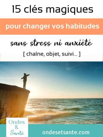 15 astuces magiques pour changer vos habitudes sans stress ni anxiété. Vous arrive-t-il de commencer quelque chose de nouveau et d'abandonner au bout de quelques jours ? Avec ces 6 étapes, découvrez comment créer un environnement pour vraiment tenir vos habitudes.