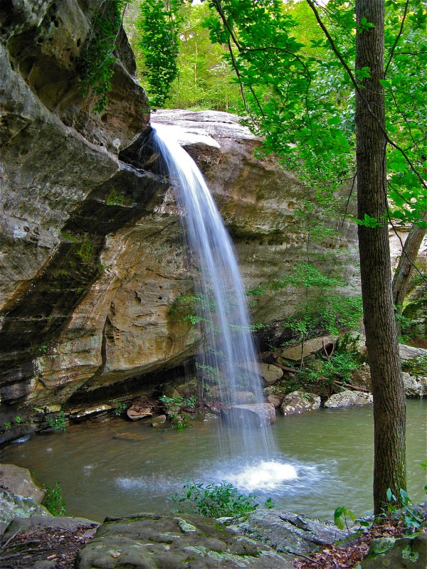 Southern Illinois Waterfalls - Year of Clean Water