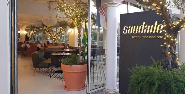 Restaurante Saudade Dunas Douradas Beach Club Algarve