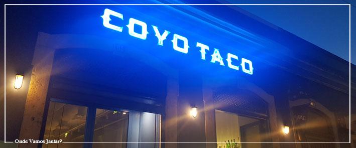 coyo taco taqueria mexicano