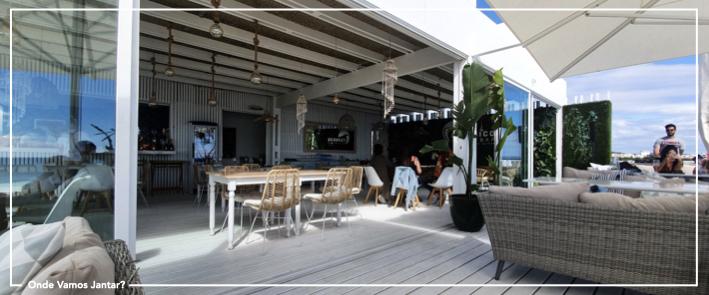 Clássico Beach Bar by Olivier esplanada