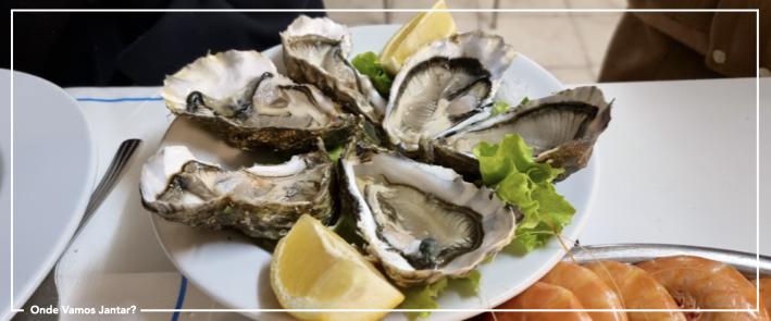 baia do peixe ostras cascais