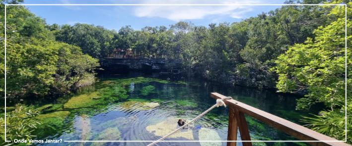 cenote eden roteiro méxico riviera maya