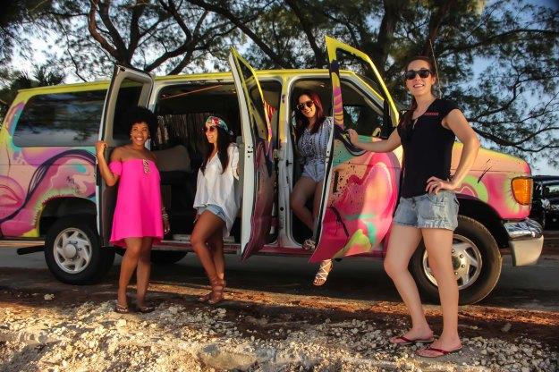 ondevan camper vans for hire florida