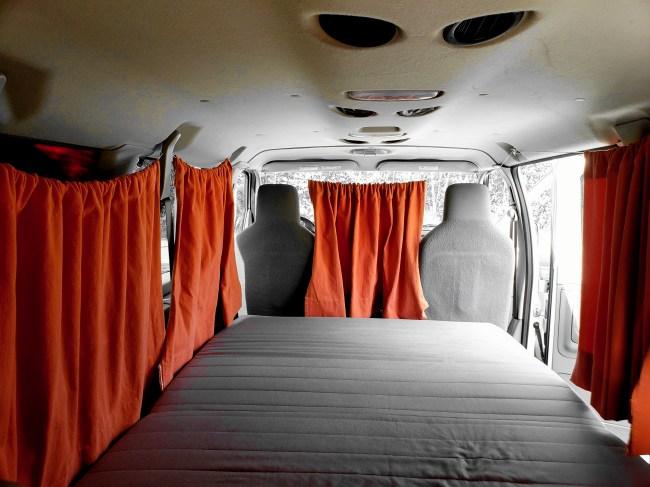 ondevan camper vans for hire