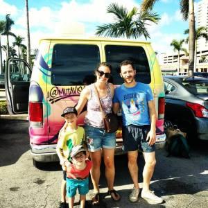 camper minivan hire miami