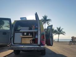 camper minivan rental