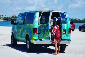 renting a campervan in miami