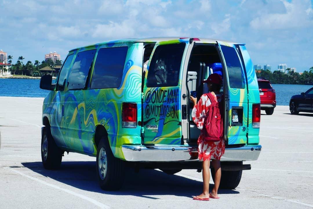 ondevan camping van for rent