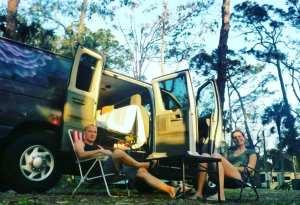 east coast campervan rentals
